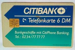 K 742 D   CITIBANK - Germania