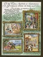 TAAF ** Bloc N° 9 - Collection Jeunesse - Blokken & Velletjes