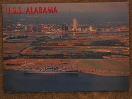 USS ALABAMA - Warships