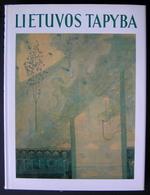 Lithuanian Book / Lithuanian Painting Lietuvos Tapyba Album 1979 - Bücher, Zeitschriften, Comics