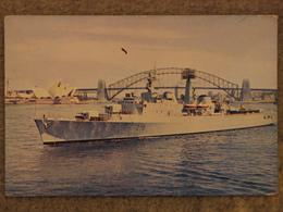 HMS GLAMORGAN - Warships