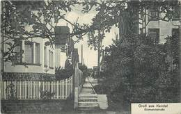 GRUSS AUS KANDEL - Bismarckstrasse. - Kandel