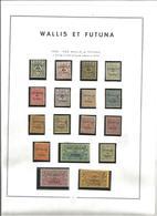 1/17  Timbres Surchargés  (clasmarro  Charniere - Unused Stamps