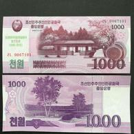 2018 Korea 1000 WON Commemorative 70th Anniv. Of Its Independence UNC BANKNOTE PAPER MONEY NORTH SOCIALISM CURRENCY ASIA - Korea, North