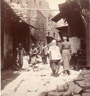 AK-1489/ Beyrouth Libanon Altstadt  Stereofoto V Alois Beer ~ 1900 - Stereoscopic