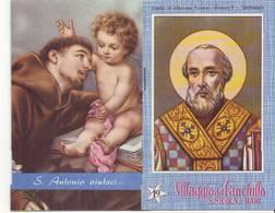 """78)librettino Religioso Villaggio Del Fanciullo S.nicola""""bari"""" - Religion"""
