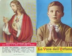 81)librettino Religioso La Voce Dell'orfano - Religion