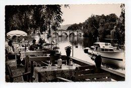 - CPSM ILE DE LIMAY - ROBINSON (78) - Café Hôtel Restaurant Canotage Jeux A ROBINSON - Editions GUY N° 1 - - Limay