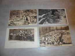 Beau Lot De 20 Cartes Postales Guerre 1914 - 1918  Armée  Soldat Allemand - Oorlog Leger Duitse ( Deutsche ) Soldaten - Postkaarten