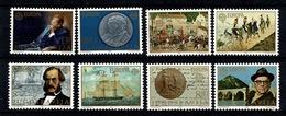 Jugoslavia  1980/83  Europa  Yv 1711/12, 1769/70, 1804/05, 1867/68 , Mi 2828/29, 1883/84, 1919/20, 1984/85** MNH - Neufs
