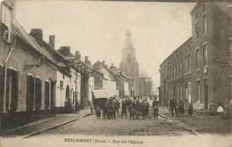 BERLAIMONT - Rue De L'église. - Autres Communes