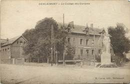 BERLAIMONT - Le Collège Des Garçons. - Autres Communes