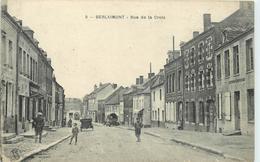 BERLAIMONT - Rue De La Croix. - France