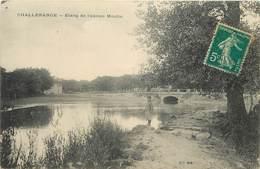 CHARLLERANGE - étang De L'ancien Moulin. - Autres Communes