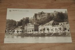 5900-   BOUILLON, LA SEMOIS ET LE CHATEAU - Bouillon