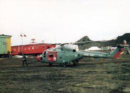 6 AK Antarctica Antarktis * Forschungsstationen, Inseln (King George Und Ardley) Und Landschaften In Der Antarktis * - Postcards
