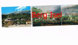 297 Zeno Diemer Leporello Panorama Berg Isel Andreas Hofer - Autres