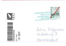 Die Grune Post  85 Pf 44C - [7] Repubblica Federale