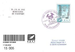 Die Grune Post  45 C + 5  Mit SST - [7] République Fédérale