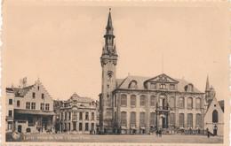 CPA - Belgique - Lier - Lierre - Hôtel De Ville - Grand'Place - Lier