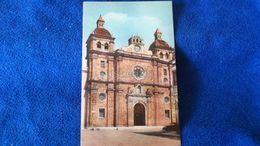 San Pedro Claver Church Cartagena Colombia - Colombia