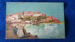 Port Of Tangier Morocco - Marocco