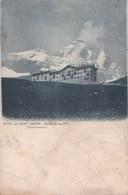 Carte 1902 HOTEL DU MONT CERVIN / GIOMEIN / VALTOURNANCHE - Italie