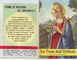 82)librettino Religioso La Voce Dell'orfano - Religion