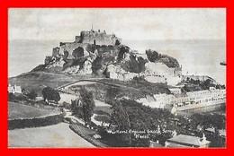 CPA GOUREY (Jersey)  Mont Orgueil, Castle Gorey...C799 - Jersey