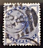 REINE VICTORIA 1883/84 - OBLITERE - YT 76 - 1840-1901 (Victoria)