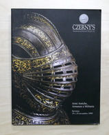 Catalogo Asta - Auction - Czerny's - Armi Antiche Armature Militaria - 1999 - Altre Collezioni