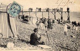 Le Havre Sur La Plage L'impressioniste - Le Havre