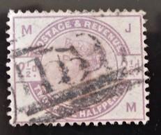 REINE VICTORIA 188384 - OBLITERE - YT 79 - 1840-1901 (Victoria)