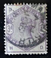 REINE VICTORIA 188384 - OBLITERE - YT 80 - 1840-1901 (Victoria)