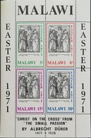 Malawi  1971 Easter S/S - Malawi (1964-...)
