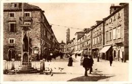Dubrovnik - König-Peters-Platz (9) - Croatie