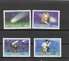 ST. VICENTE Nº913 AL 916 - Astrología