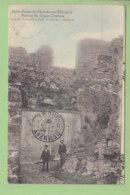 SAINT PONS DE MAUCHIENS : Ruines Du Vieux Château. St. 2 Scans. Edition Bardou - Saint-Pons-de-Mauchiens