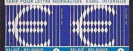 2009 Belgien Bookletstamp Mi. 2919  DI   DR **MNH  10 Jahre Euro-Währung - Europäischer Gedanke