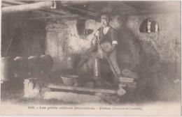 LAMBALLE - Potier - METIER, ARTISANAT, LES PETITS METIERS POPULAIRES  - CPA TBon Etat (voir Scan) - Lamballe