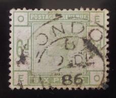 REINE VICTORIA 1883/84 - OBLITERE LONDON - YT 83 - 1840-1901 (Victoria)