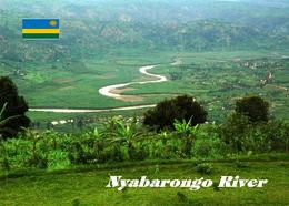 Rwanda Nyabarongo River New Postcard Ruanda AK - Ruanda