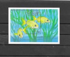 ST. VICENTE GRANADINAS Nº HB 241 - Fische
