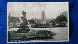 Buenos Aires Plaza Congreso El Pensador De Rodin Argentina - Argentina