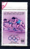 28.7.1984;, Sommerspiele Los Angeles; Mi-Nr. 1381A, Farbprobedruck, Gestempelt, Los 51242 - Jumping