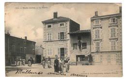 42 LOIRE - MACLAS La Mairie, Pionnière (voir Descriptif) - Autres Communes