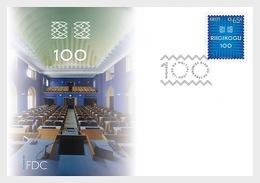 Estland / Estonia - Postfris/MNH - FDC Parlement 2019 - Estland