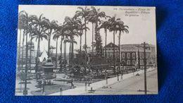 Pernambuco Praca Da Republica Palacio Do Governo Brazil - Brasile