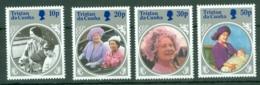 Tristan Da Cunha: 1985   Life & Times Of Queen Mother    MNH - Tristan Da Cunha