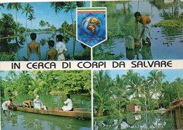 GALLARATE , I Miei  Amici  Lebbrosi   , Missioni - Missioni